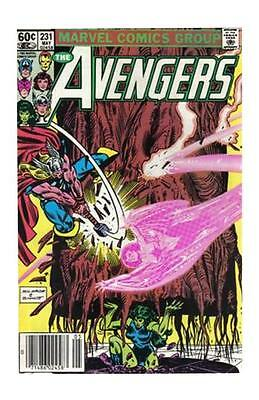 The Avengers #231 (May 1983, Marvel) FN COMIC BOOK