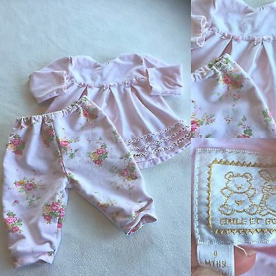 Baby Girls Clothes 6-9  Months - Emile Et Rose Outfit -