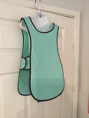 Wholesale 5 Brand New Mint Green Childrens Kids Tabards Aprons Clothes Craft