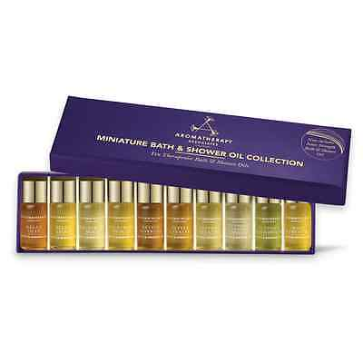 Aromatherapy Associates Miniature Bath & Shower Oil Collection 10 x 3ml