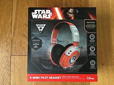 Turtle Beach Star Wars X-Wing Pilot Gaming Headset - PS4, Xbox One, PC, Mac