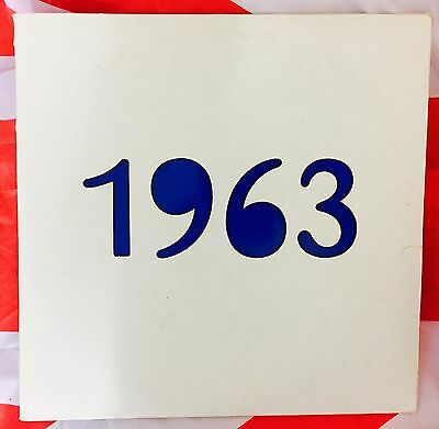 """New Order Vinyl Single Disc Record 12"""" 1963 Promo Promotion (Not For Sale) Rare!"""