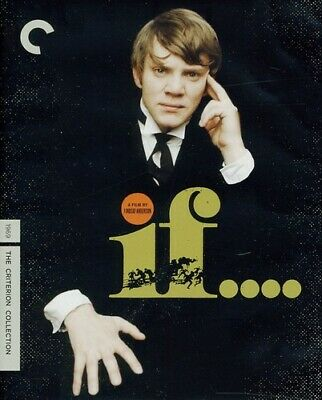 If (Criterion Collection) [New Blu-ray] Special Edition, Subtitled, Widescreen