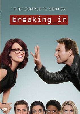Breaking in: The Complete Series [New DVD] Manufactured On Demand, Ac-3/Dolby