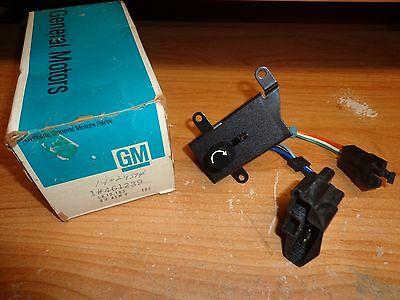 NOS GM 1977-1980 Chevrolet Monza Vega Pulse Delay Windshield Wiper Switch
