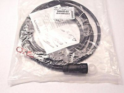 Heidenhain 344451-03 Adapter Armored Cable For Linear Scale