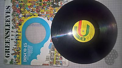 Osbourne/tullo-Trying To Turn Me On Greensleeves Gred60 Reggae 1981 Excellent!