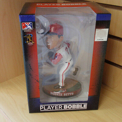 Mookie Betts Limited Edition Lowell Spinners Bobble Head