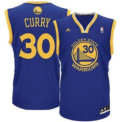 Adidas NBA Swingman Jersey - Golden State Warriors - Steph Curry mens SIZE M