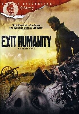 Exit Humanity [New DVD]