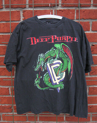 Deep Purple Tourshirt 1993