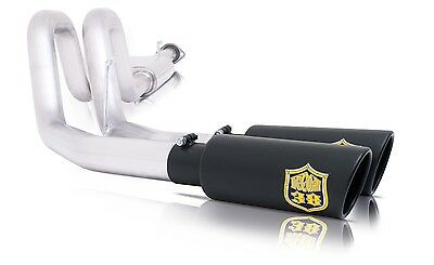 Gibson Performance 65653D Deegan38 Cat Back Dual Sport Exhaust System