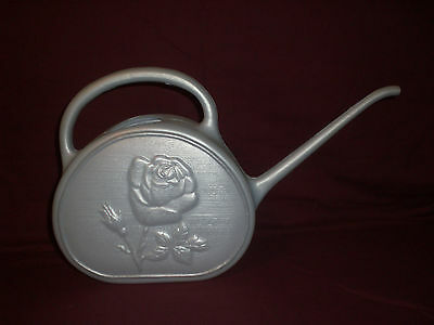 Vintage Union Products Pearl Plastic Water Pail Style 01453 Gardening Accessory