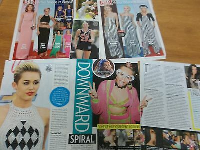 Miley Cyrus  clippings #1