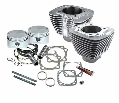 """S&s 79"""" Sidewinder 3-5/8"""" Big Bore Kit Harley 1986-03 Sportster & 94-02 Buell"""