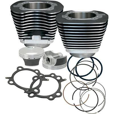 "S&s 106"" Big Bore Cylinder & Piston Kit For Harley 2007-Up Twin Cam - 910-0206"