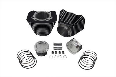 883cc TO 1200cc CYLINDER & PISTON CONVERSION KIT FOR 2004-UP HARLEY XL SPORTSTER
