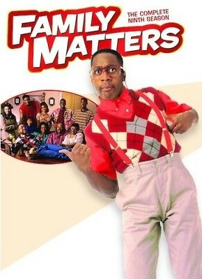 Family Matters: The Complete Ninth Season [New DVD] Manufactured On Demand