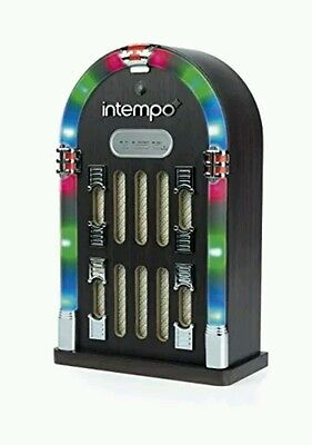 Intempo Brown Mini Bluetooth Jukebox RRP:£89.99  Now Only £46.99 Free P&P