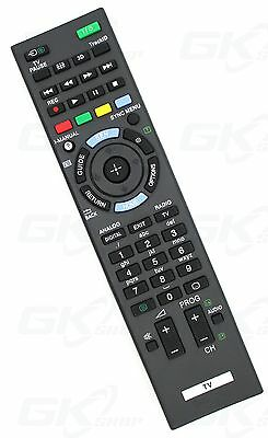Replacement Remote Control for Sony RM-ED052