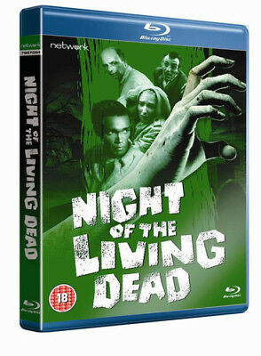 Night of the Living Dead Blu-ray Region ALL