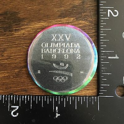 Olympic Medal, Centennial Olympic Games Collection, Barcelona 1992 - #medal31