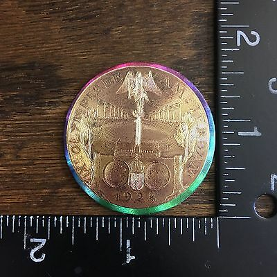 Olympic Medal, Centennial Olympic Games Collection, Amsterdam 1928 - #medal7