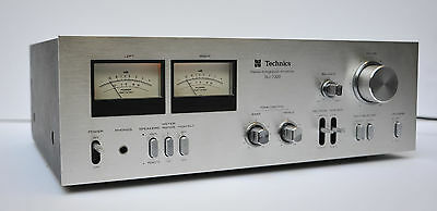 VINTAGE! TECHNICS Stereo Integrated Amplifier SU-7300