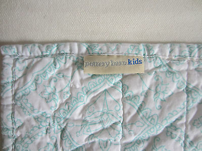 Pottery Barn Baby Quilt