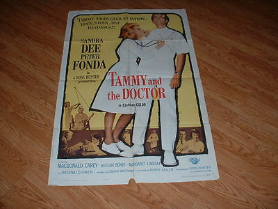 Tammy And Doctor-Dee-1963-One Sheet