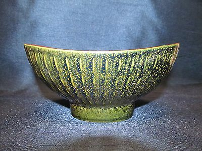 Royal Doulton Flambe Bowl Experimental Glaze - EXTREMELY RARE, Perfect Condition