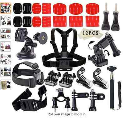 NEW in Original Packaging Soft Digits Accessories Kit for GoPro Hero4/3/2/1