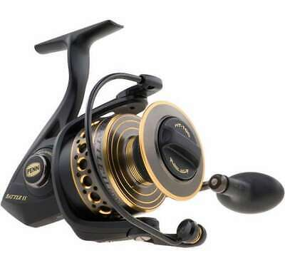 Penn Battle II 8000 Spin Reel BRAND NEW at Otto's Tackle World