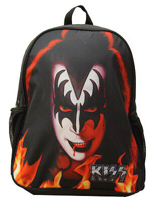 KISS BACK PACK - GENE SIMMONS DEMON official, new with tags