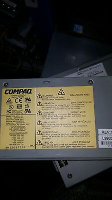 HP Compaq 283606-001 225W Hot Pluggable Power Supply PS-6231-2A