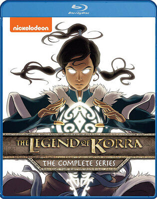Legend Of Korra: The Complete Series [New Blu-ray] Ltd Ed, Boxed Set, Gift Wit