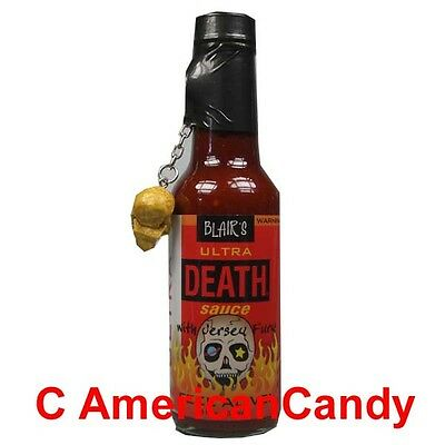 ULTRA HOT 1 Blair's Death Sauce (7 Types to choose from Selection) (9.33€/100ml)