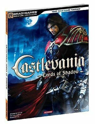 Castlevania: Lords of Shadow Official Strategy Guide (Brand New)