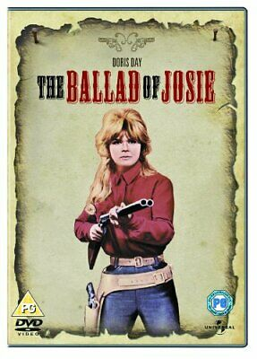 The Ballad Of Josie (DVD) (1967) - DVD  8SVG The Cheap Fast Free Post