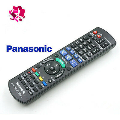 Genuine Panasonic Remote Control For N2Qayb000757 Dmrpwt520 Dmrpwt530 Dmrpwt635