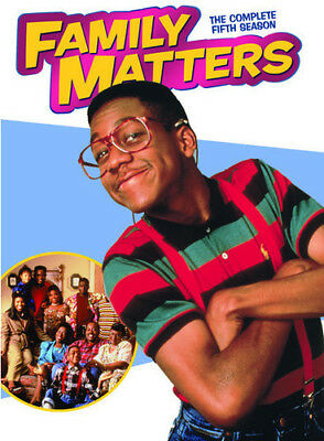 Family Matters: The Complete Fifth Season [New DVD] Manufactured On Demand, Fu