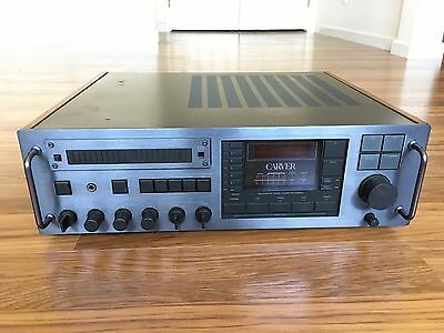 The Carver Receiver Model 2000 - High End Audio