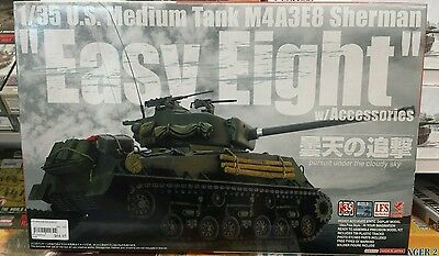 1/35 Asuka/Takom M4A3e8  Easy Eight with Accessories