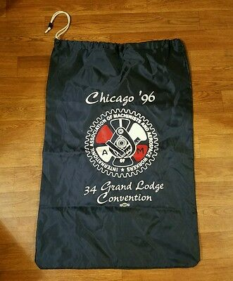International association of machinists and aerospace workers bag Chicago