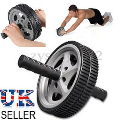 Abdominal Roue Exercice Gym Fitness Corps Rouleau Yoga Sport MUSCULATION ROLLER