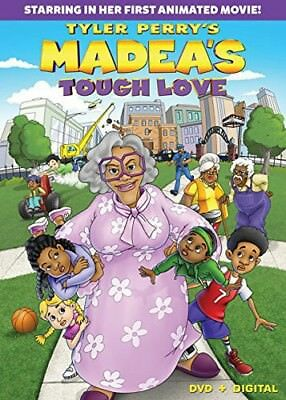 Tyler Perry's Madea's Tough Love [New DVD]