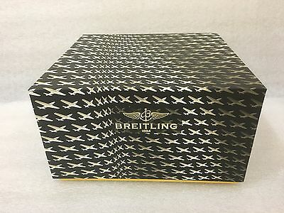 Brietling Box original item and is mint condition