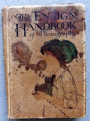 The Ensign Handbook Of Photography. 1922