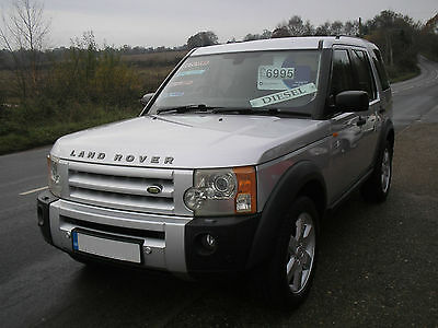 Land Rover Discovery 3 2.7TD V6 2005MY HSE