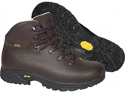 Storm Walking Hiking Trekking Boots Leather Mens Womens Ultra Light